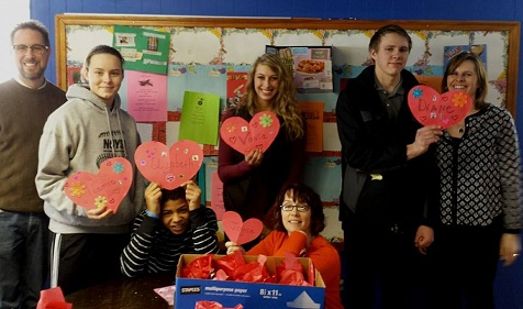youth group valentine